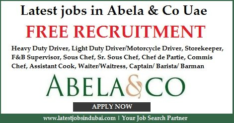 Abela & Co Careers