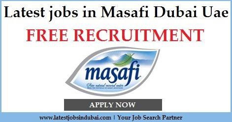 Masafi Careers
