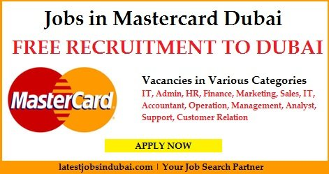 Mastercard UAE Careers