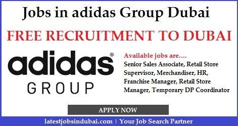 Adidas Careers