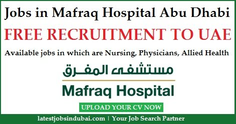 Mafraq Hospital Careers