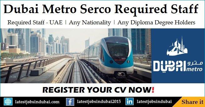Dubai Metro Careers