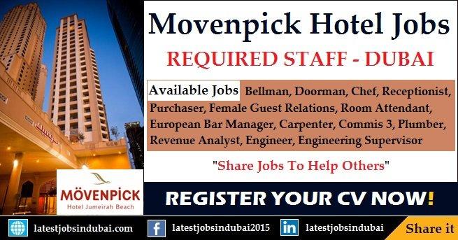 Movenpick Careers