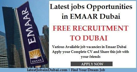 Emaar Properties Careers