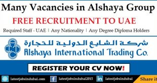 Alshaya Group Careers