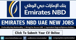 Emirates NBD Careers