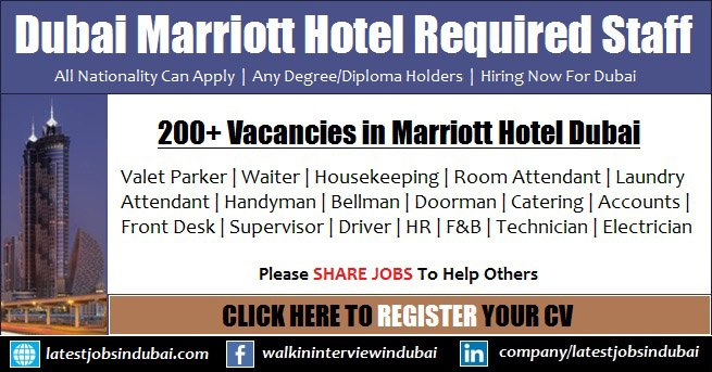 JW Marriott Careers